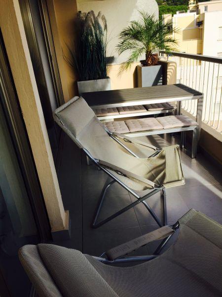 Uitzicht vanaf het terras  Appartement 90459 Beaulieu sur Mer