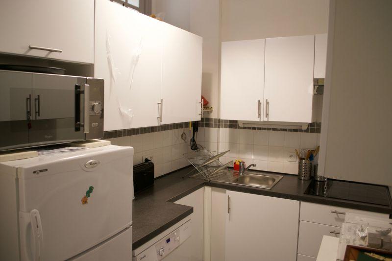 Gesloten keuken  Appartement 112931 Hendaye