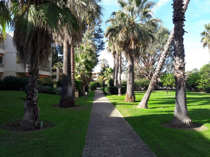 Tuin  Appartement 114308 Antibes