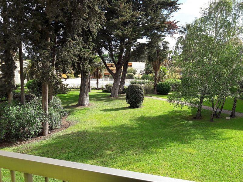 Uitzicht vanaf het terras  Appartement 114308 Antibes