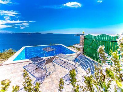 Zwembad  Huis 114372 Trogir