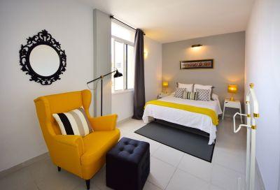 slaapkamer  Appartement 114545 El Medano