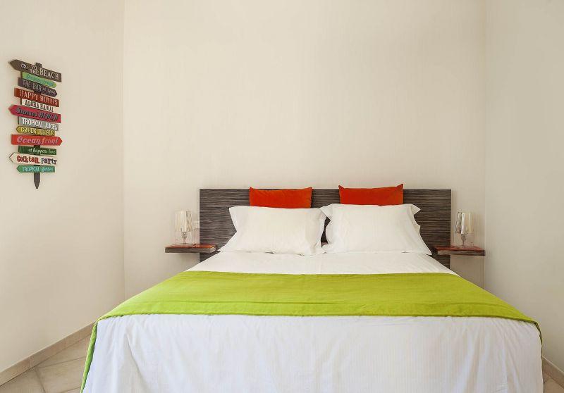slaapkamer 1  Villa 118602 Lorgues