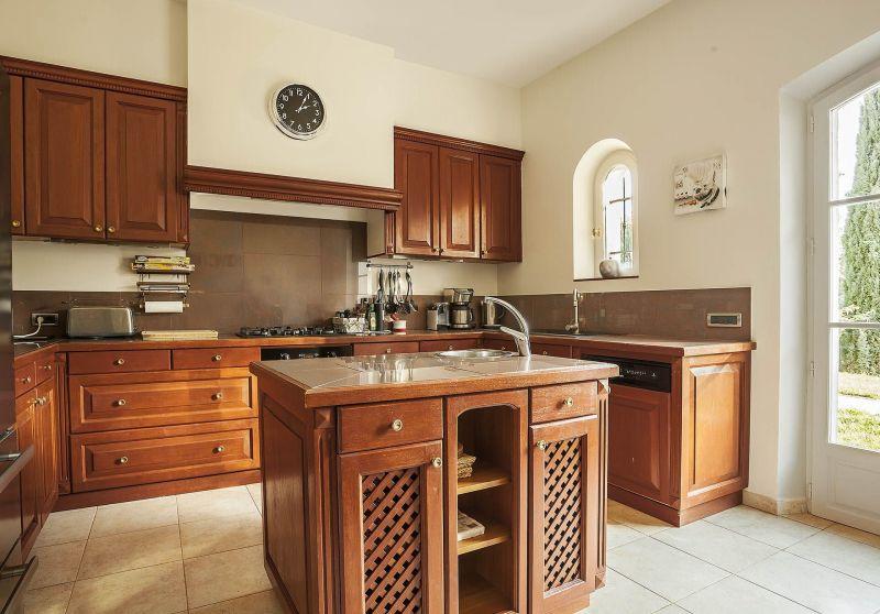 Gesloten keuken  Villa 118602 Lorgues
