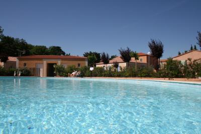 Zwembad  Vakantiehuis 98363 Loriol-du-Comtat