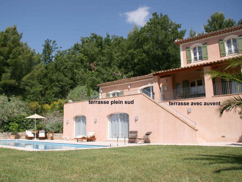 Het aanzicht van de woning  Villa 108337 Fayence