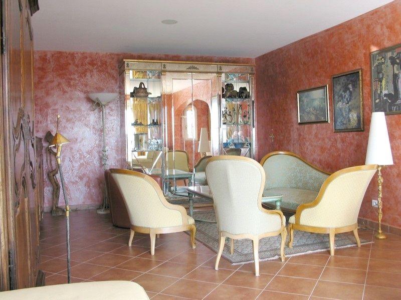 Woonkamer  Villa 108337 Fayence