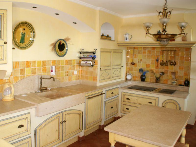 Gesloten keuken  Villa 108337 Fayence