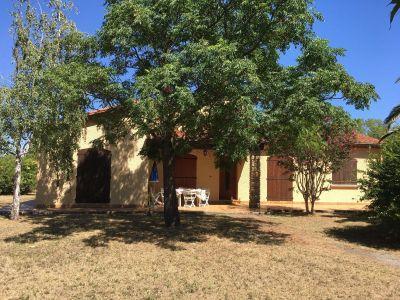 Ingang  Villa 113135 Ceret