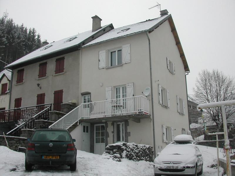 Het aanzicht van de woning  Appartement 67899 Besse - Super Besse