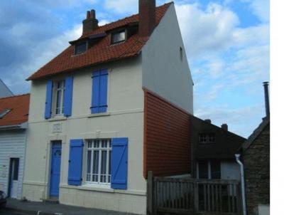 Het aanzicht van de woning  Huis 76074 Audresselles