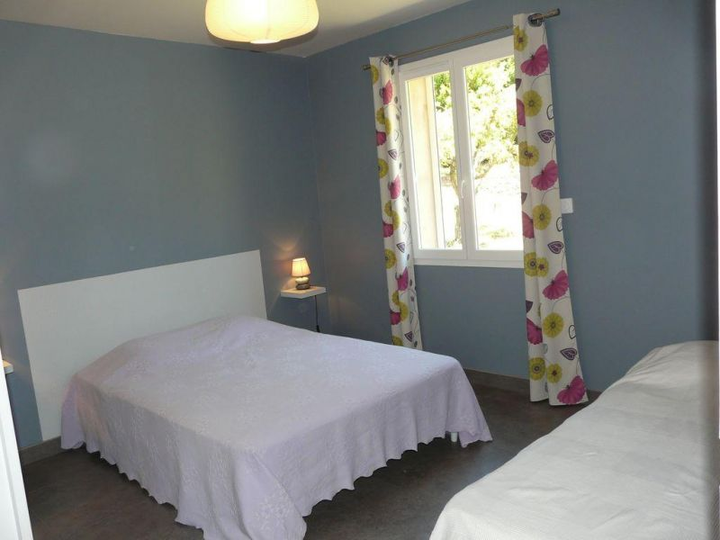 slaapkamer 2  Villa 82417 Hyères