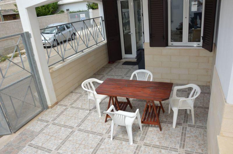 Uitzicht vanaf de woning  Appartement 83720 Porto Cesareo