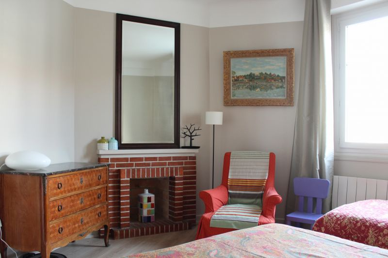 slaapkamer  Appartement 89774 Saint Jean de Luz