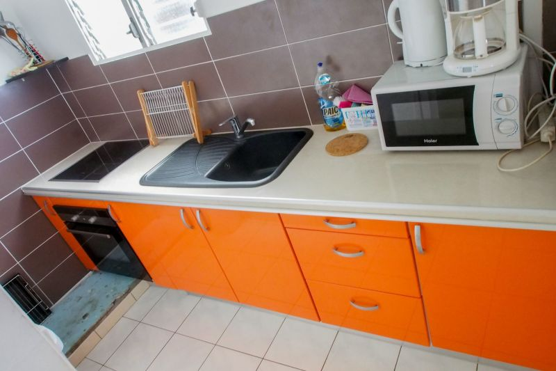 Buitenkeuken  Appartement 90232 Anses d'Arlet