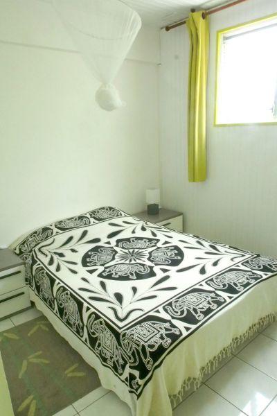 slaapkamer 1  Appartement 90232 Anses d'Arlet