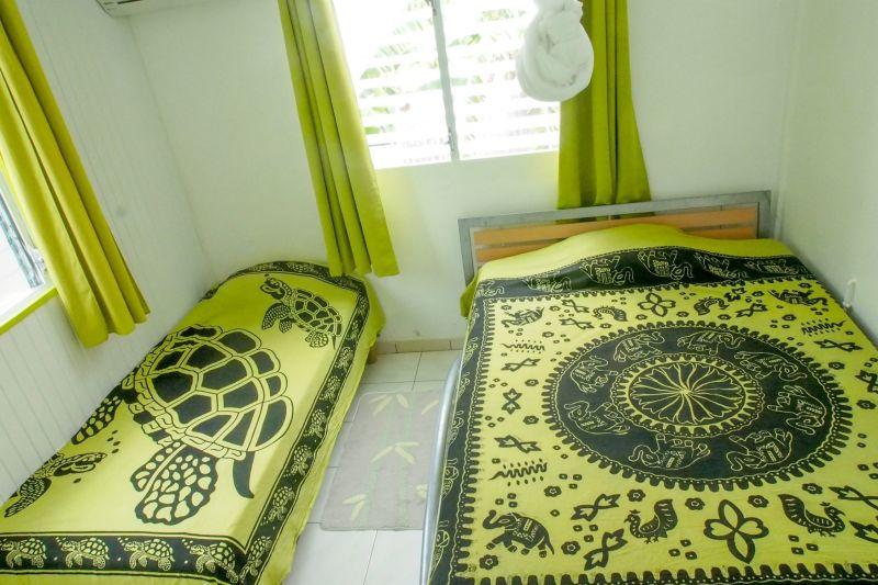 slaapkamer 2  Appartement 90232 Anses d'Arlet