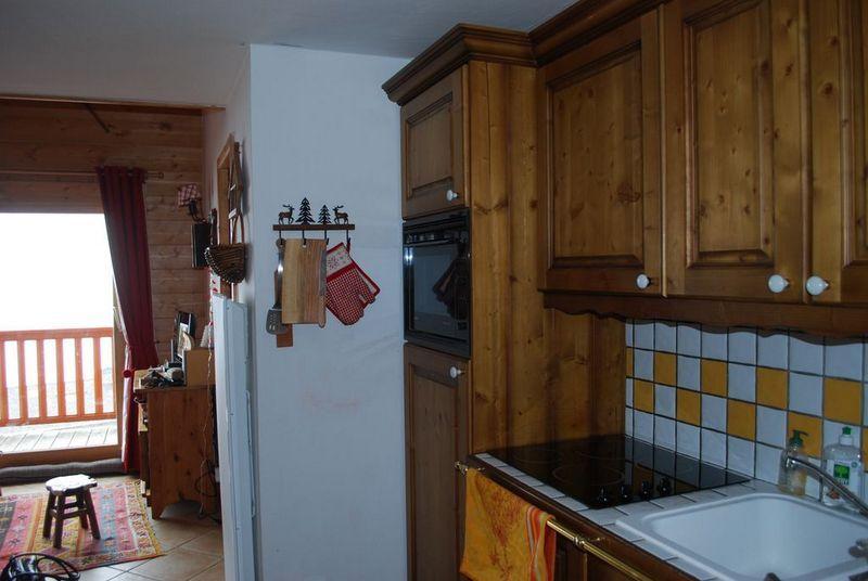 Open keuken  Appartement 101056 Les Arcs