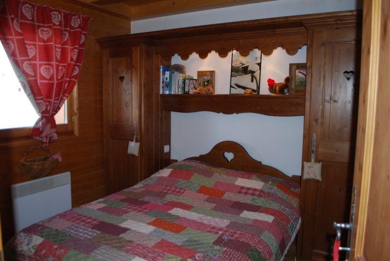 slaapkamer 1  Appartement 101056 Les Arcs