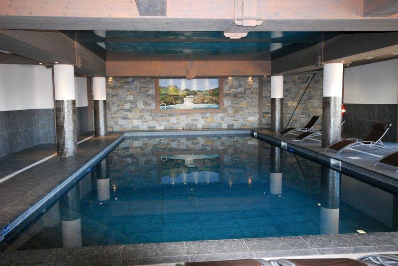 Zwembad  Appartement 101056 Les Arcs