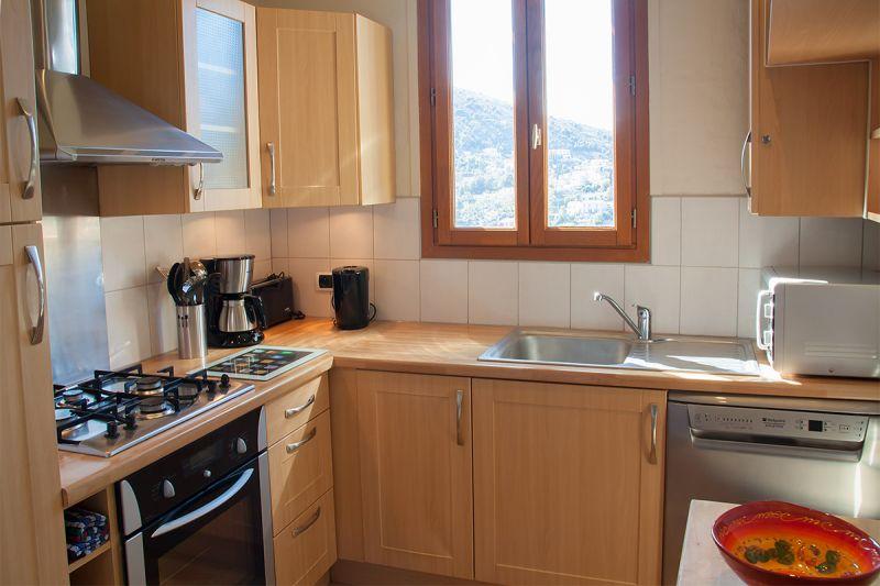 Gesloten keuken  Appartement 109269 Nice