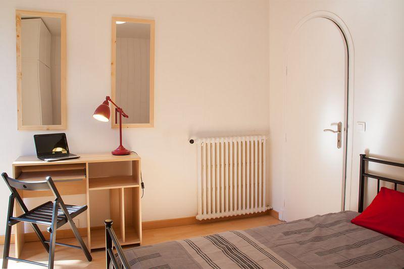 slaapkamer 2  Appartement 109269 Nice