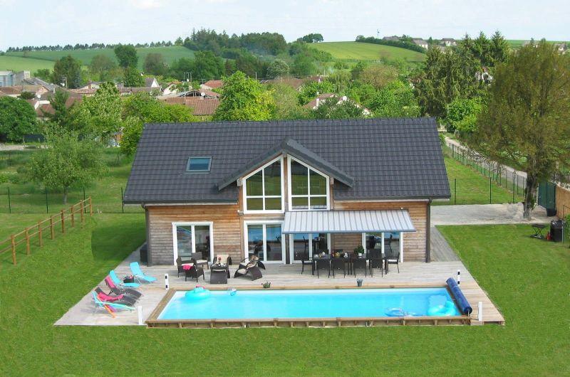 Het aanzicht van de woning  Villa 116677 Troyes