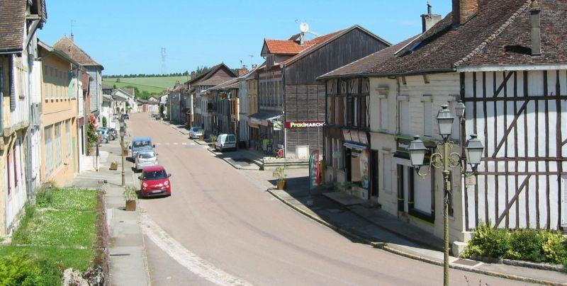 Zicht op de omgeving  Villa 116677 Troyes