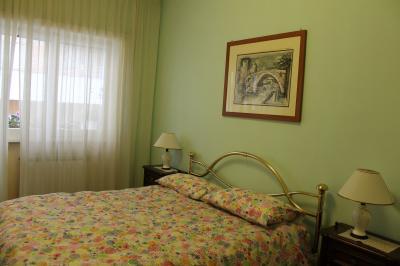 slaapkamer 1  Appartement 66395 Rome