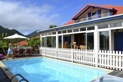 Zwembad  Villa 73832 Orient Beach