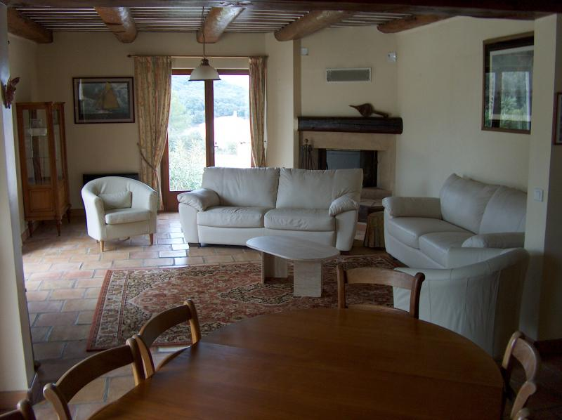 Woonkamer  Villa 83534 Anduze