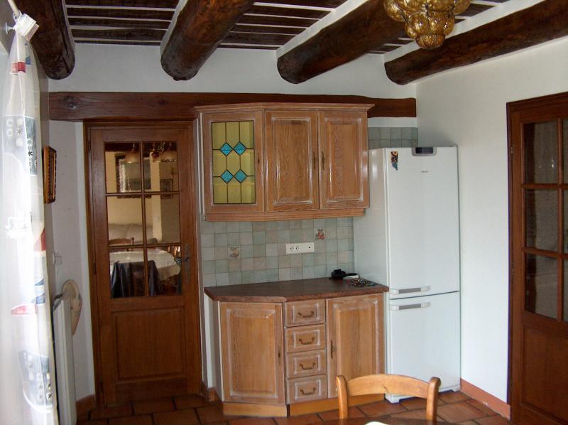 Gesloten keuken  Villa 83534 Anduze