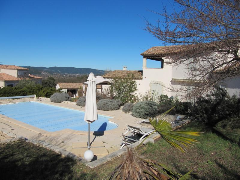 Het aanzicht van de woning  Villa 83534 Anduze