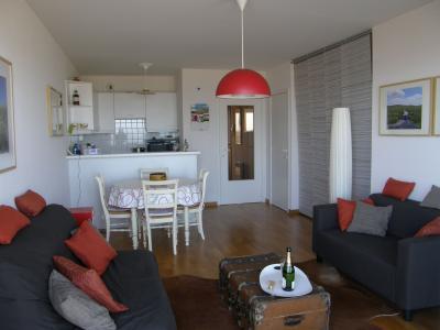 Woonkamer  Appartement 93449 Bray-Dunes