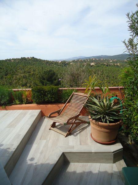 Uitzicht vanaf de woning  Huis 100590 La Londe les Maures
