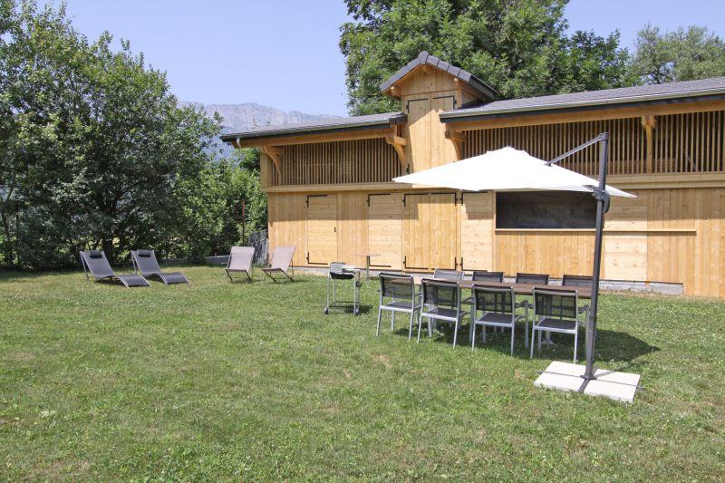 Tuin  Vakantiehuis 101226 Annecy