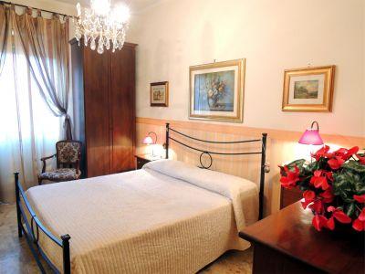 slaapkamer 1  Appartement 111285 Rome
