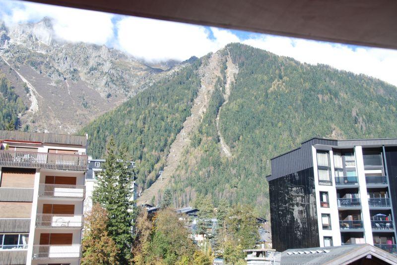 Uitzicht vanaf de woning  Appartement 112088 Chamonix Mont-Blanc
