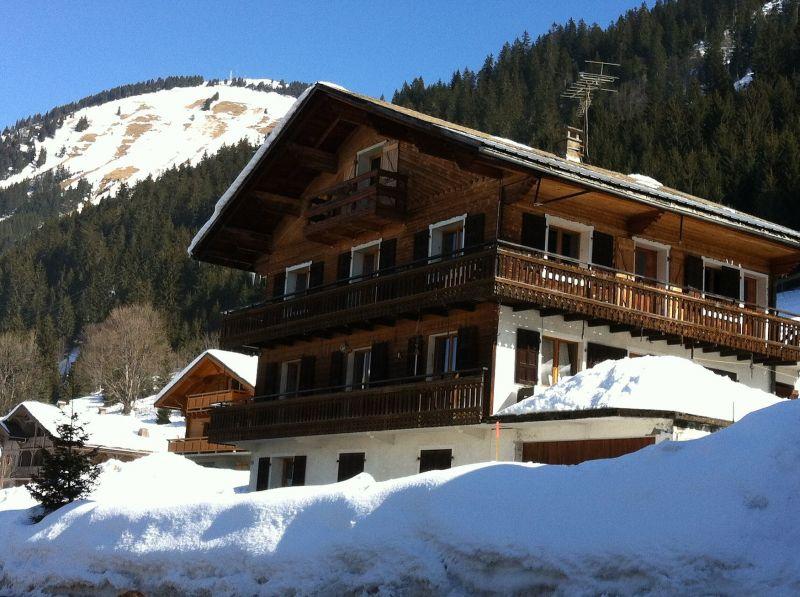 Het aanzicht van de woning  Appartement 117683 Châtel