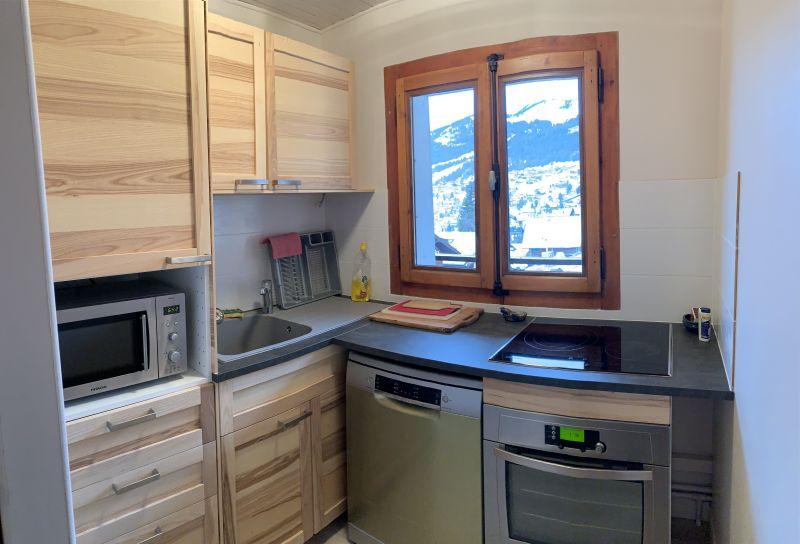 Gesloten keuken  Appartement 117683 Châtel