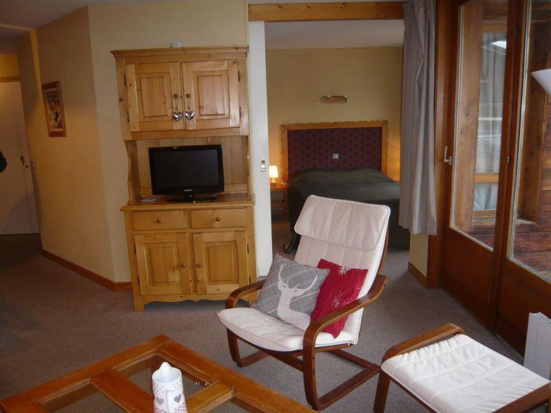 slaapkamer 1  Appartement 66830 Morzine
