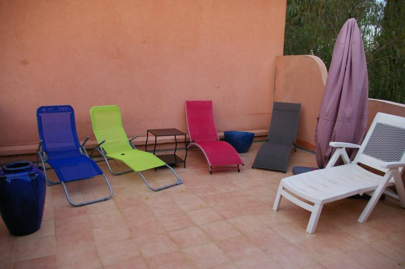 Balkon  Huis 70377 Saint Tropez