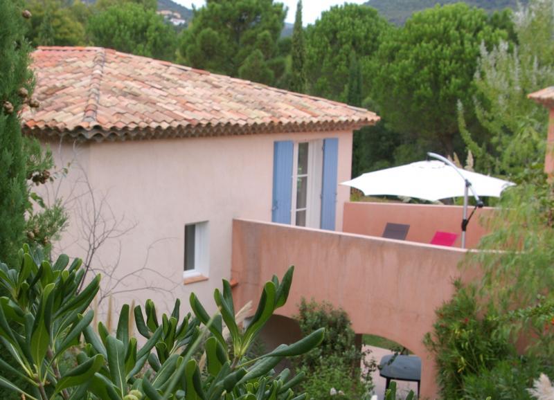 Het aanzicht van de woning  Huis 70377 Saint Tropez
