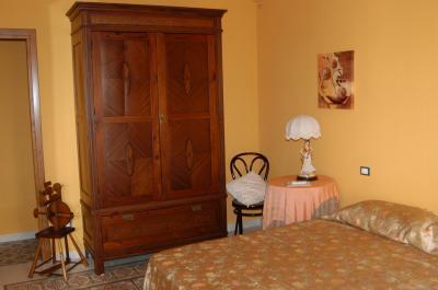 slaapkamer  Studio 73000 Castellammare del Golfo