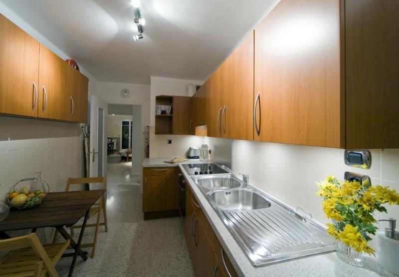 Gesloten keuken  Appartement 77050 Menton