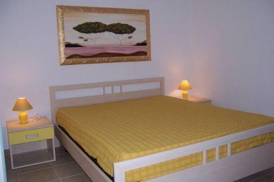 slaapkamer 1  Appartement 77582 Marina di Novaglie