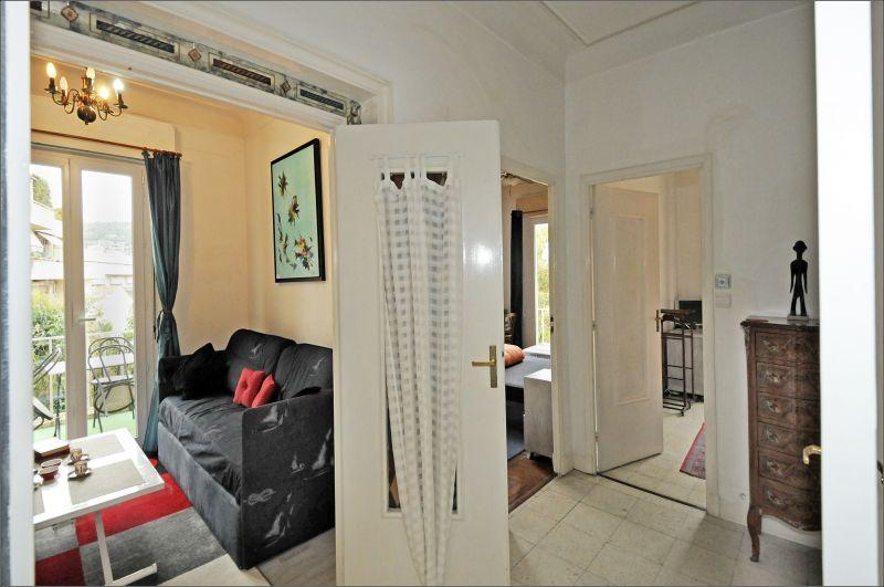 Ingang  Appartement 82036 Nice