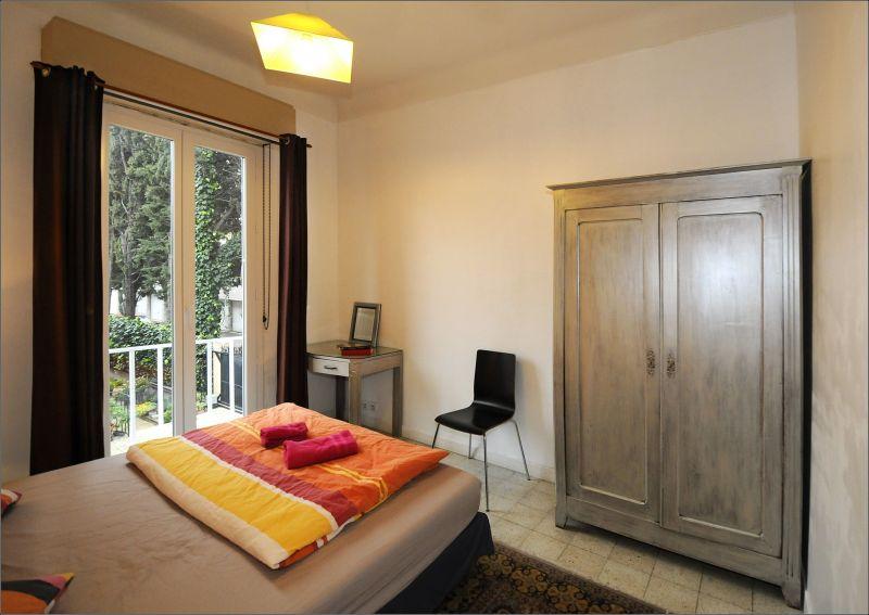 slaapkamer 2  Appartement 82036 Nice