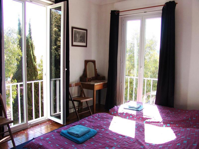 slaapkamer 1  Appartement 82036 Nice