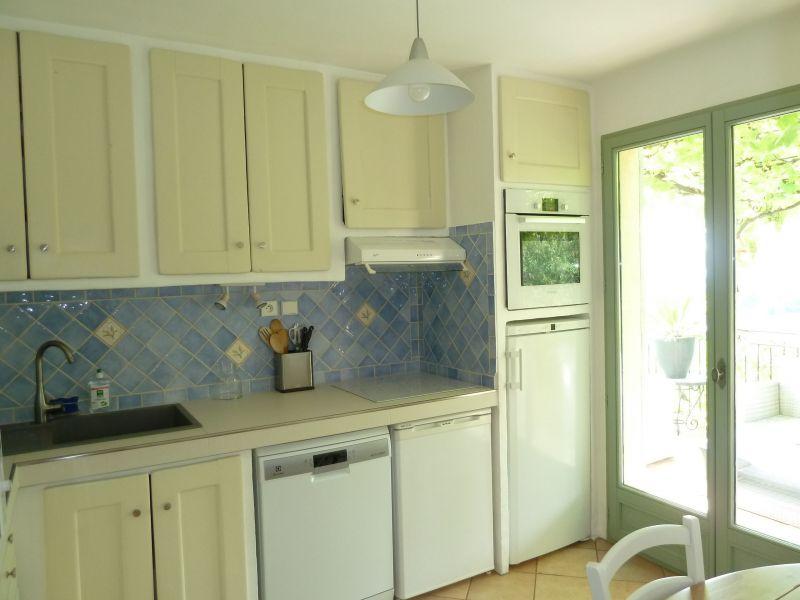 Gesloten keuken  Villa 92098 Nice
